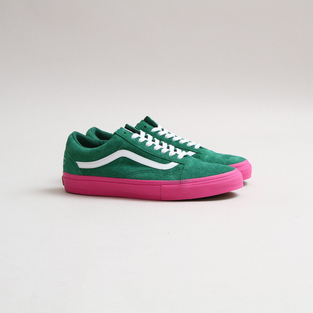 b8cd3bc269d0 vans-syndicate-x-odd-future-golf-wang-old-skool-green-pink