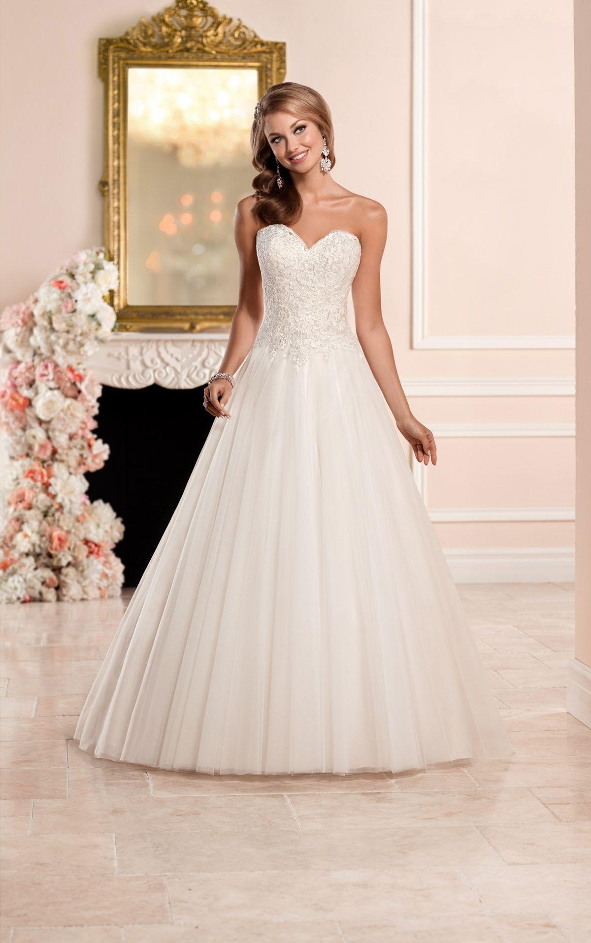 Wedding Dresses Princess Cut