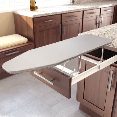 Drawer Pull Out Ironing Board Been Fascinated With Home Improvement Shows On Television What Would You Think Contractors