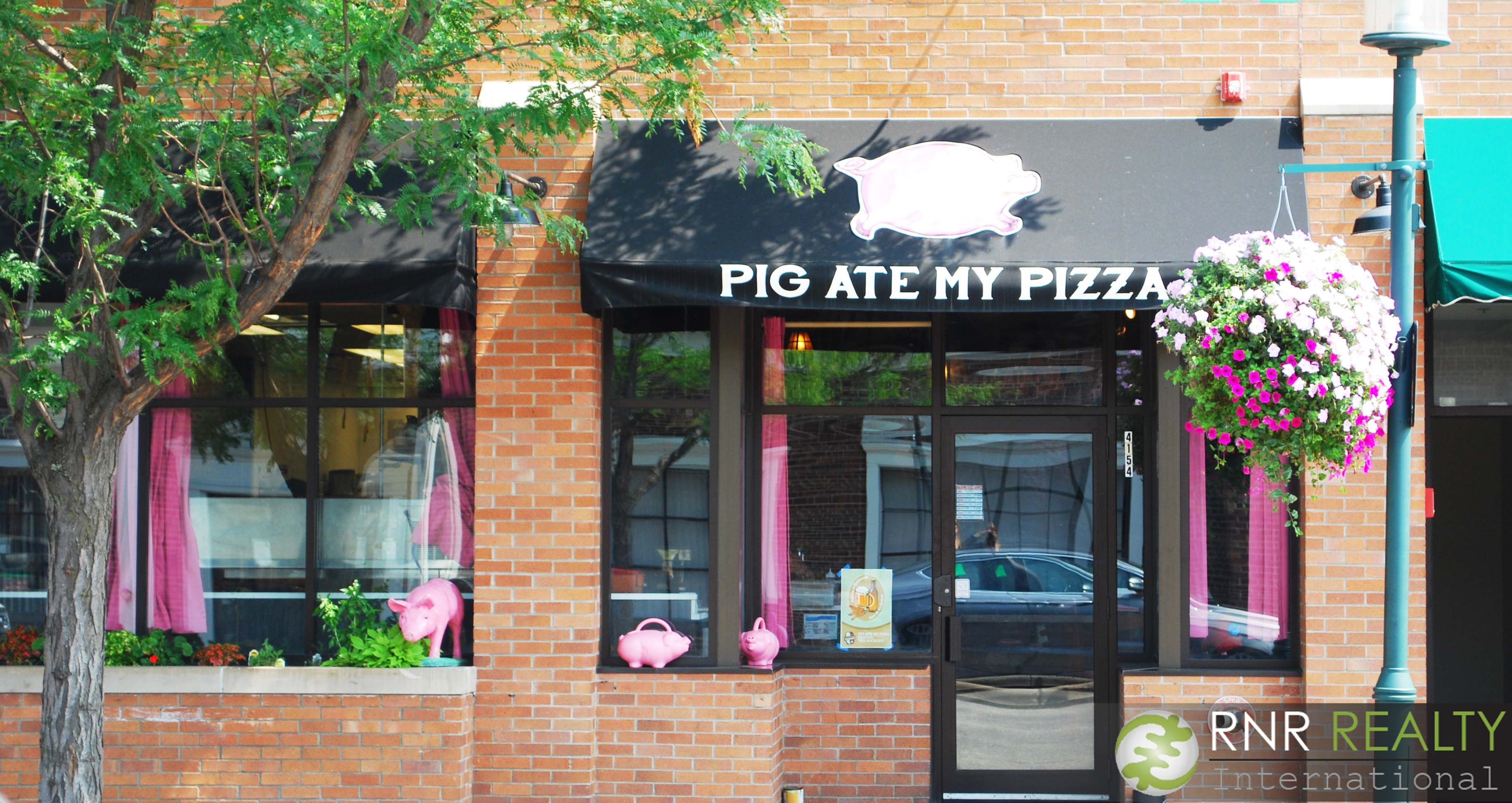 42nd Off Hwy 100 Robbinsdale Mn Pigs Eating