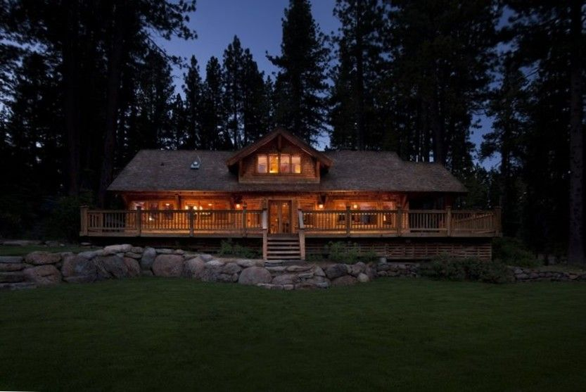 Tahoe City Vacation Rental - VRBO 308956 - 5 BR Lake Tahoe North Shore CA House in CA, The Lakehouse