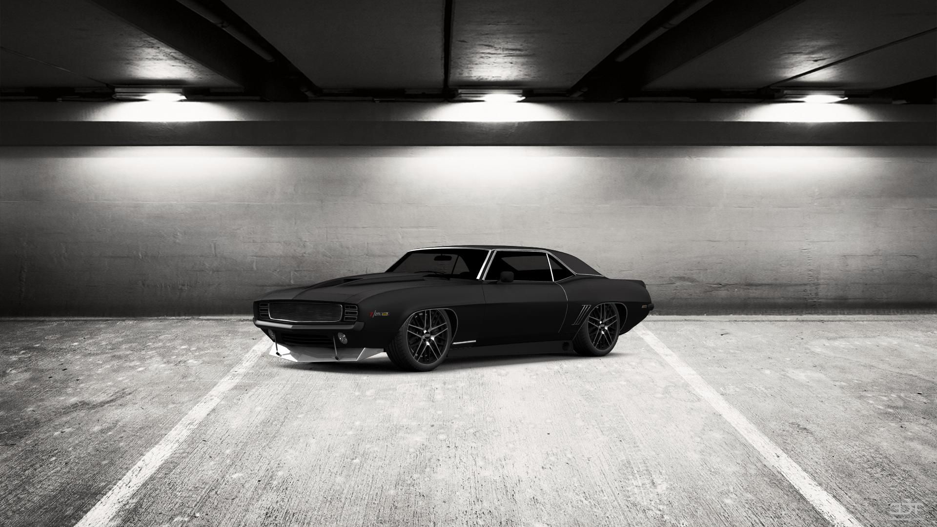 Checkout my tuning Chevrolet CamaroSS 1969 at 3DTuning 3dtuning