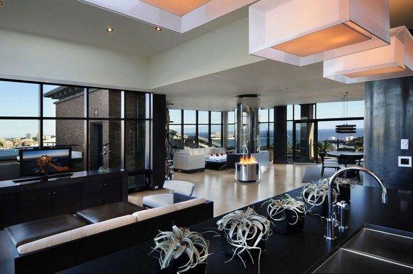 Luxus Wohnung 910 durch Smith Designs - Küche | Luxus | Pinterest ...