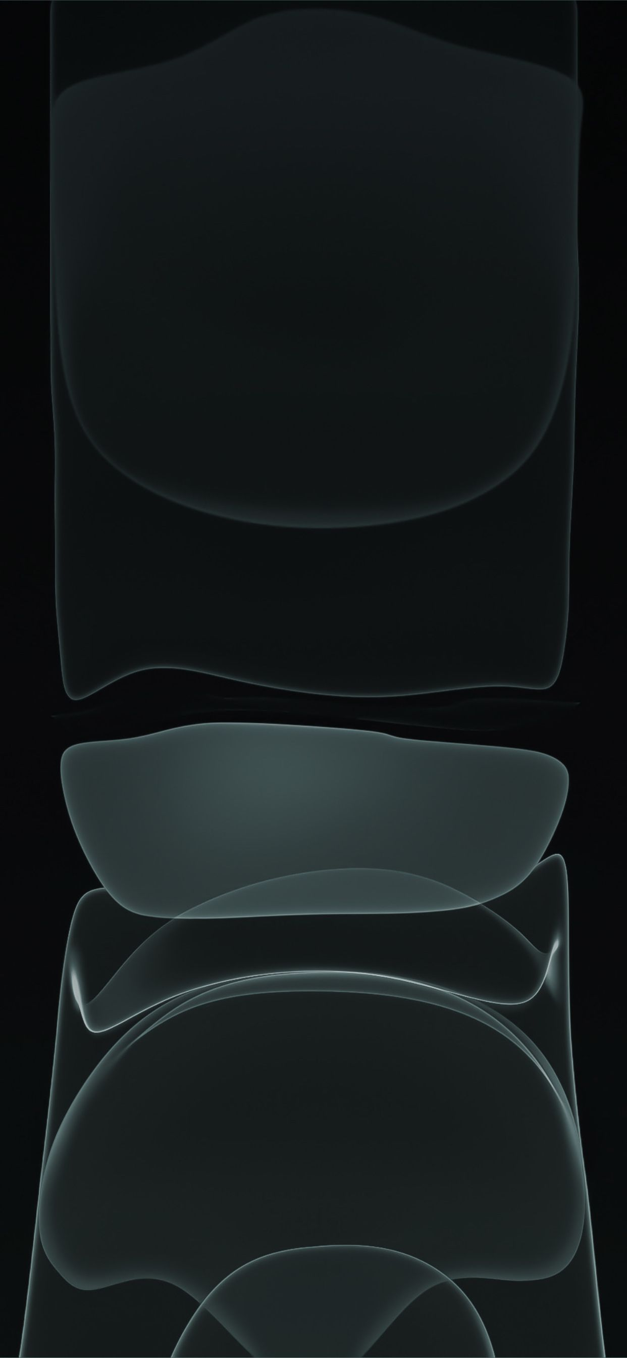 Ios13 Darkmode Clearmode Abstract Apple Iphonewallpaper