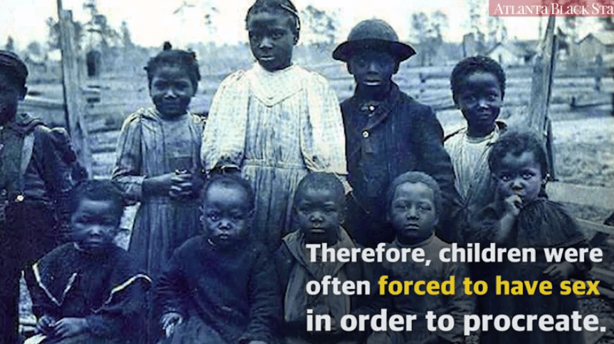 5 Horrific Facts You May Not Have Known About Black