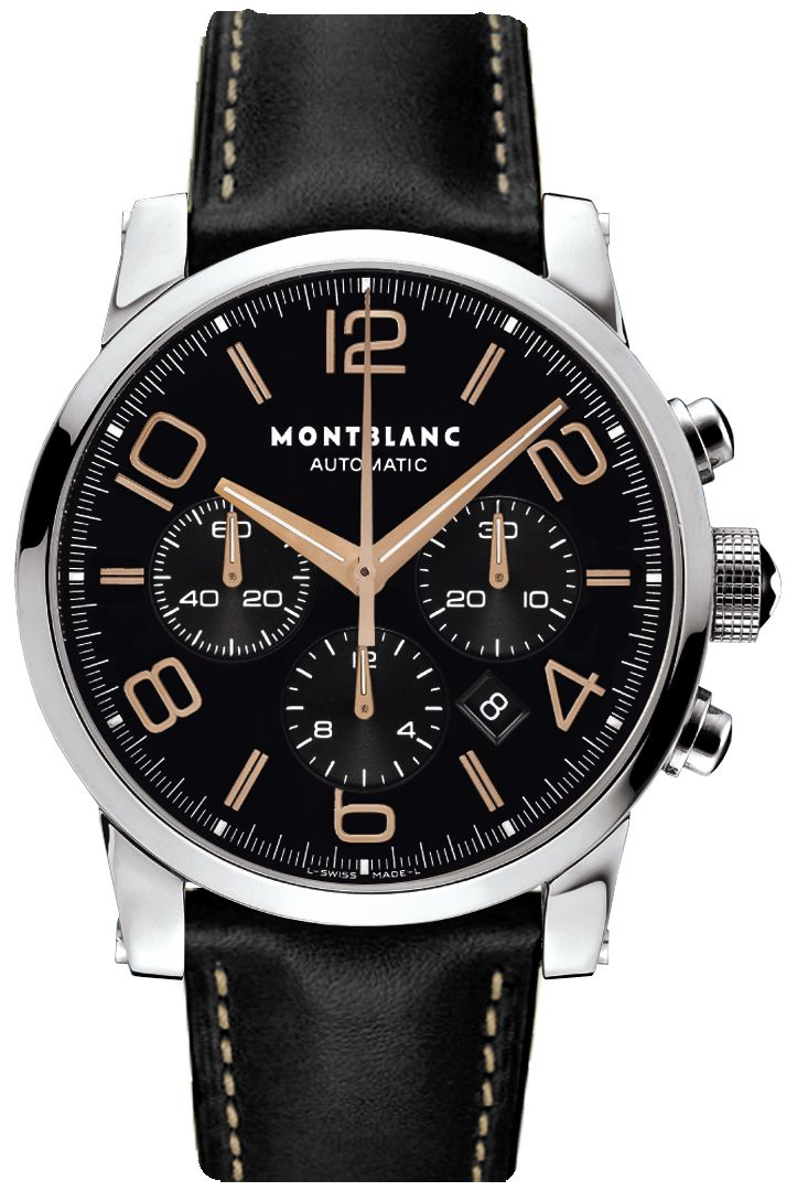 211af6e92bb  Timewalker  by MontBlanc  watch · Relógios Do HomemRelógios ...