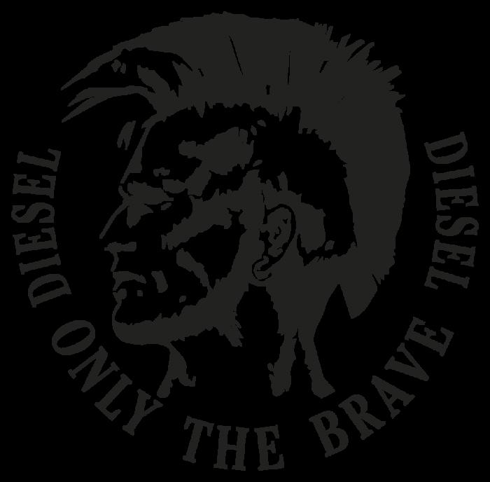 Diesel Logo 700 6 Transprent Png Free Download Silhouette Symbol Tree 黒の壁紙iphone 黒の壁紙 ロゴ 壁紙