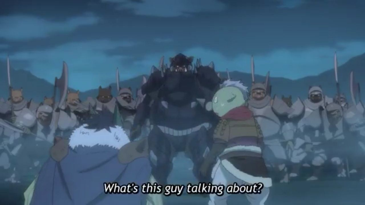 Episode 13 the great clash crunchyroll funimation anime
