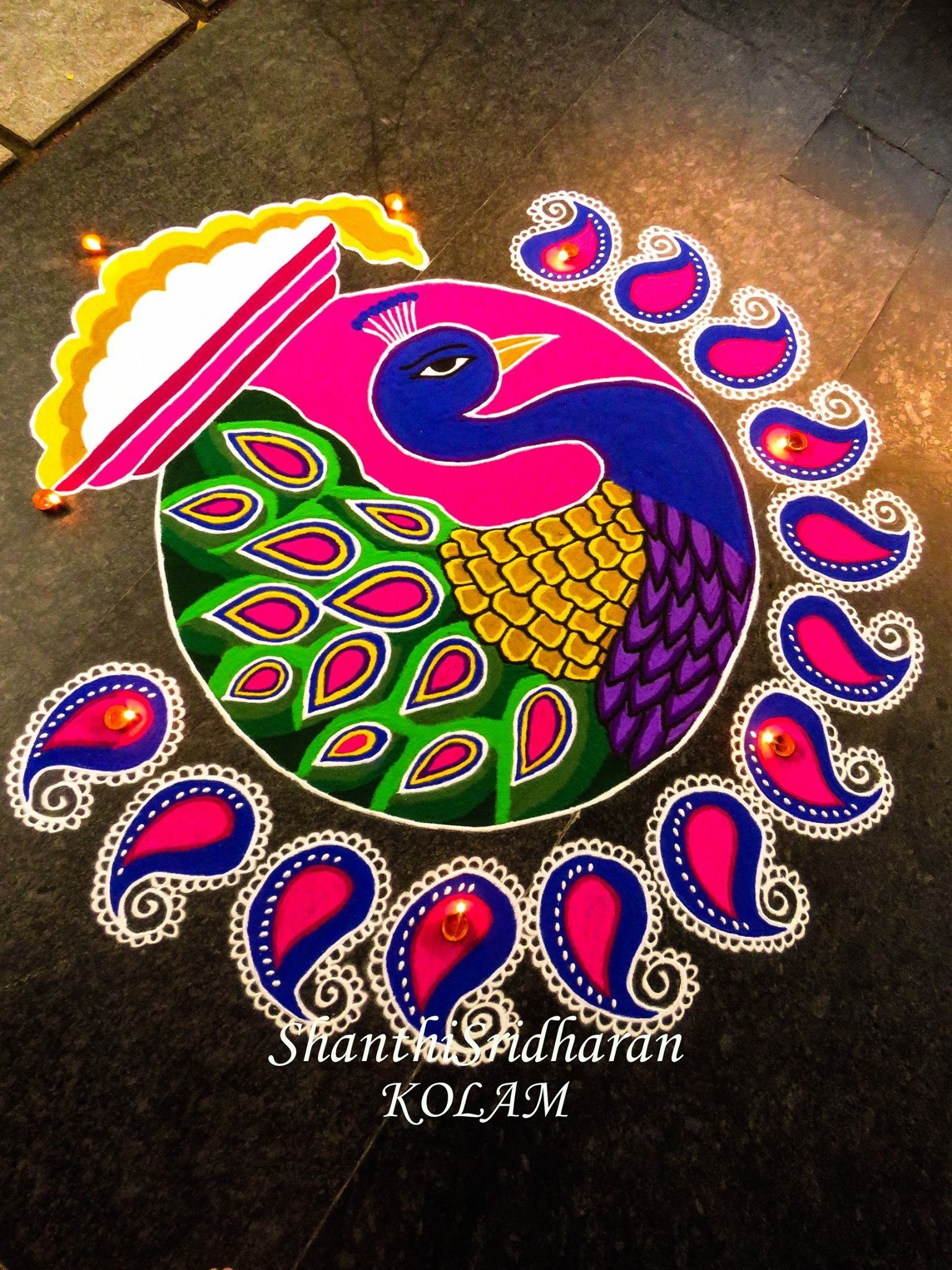 Pin on Pongal kolam