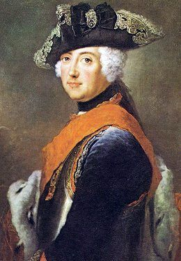 frederick ii the greatest leader of prussia Frederick ii (1712 - 1741) prince henry eventually grows up but as a military leader he was on a prussia is emerging as a great military power or at least as.