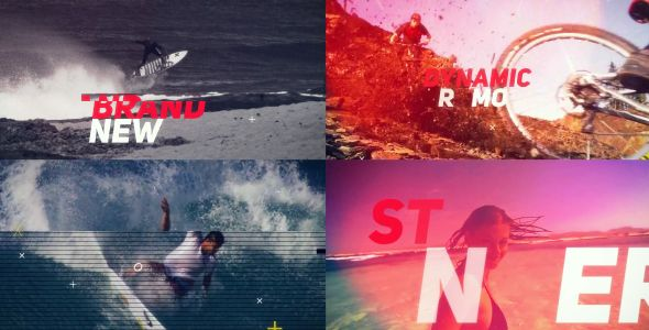 Dynamic Slide (Sports) #Envato #Videohive #aftereffects
