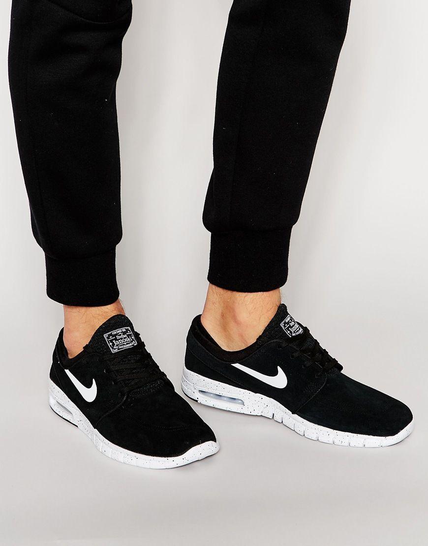 2nike zapatillas hombre negras