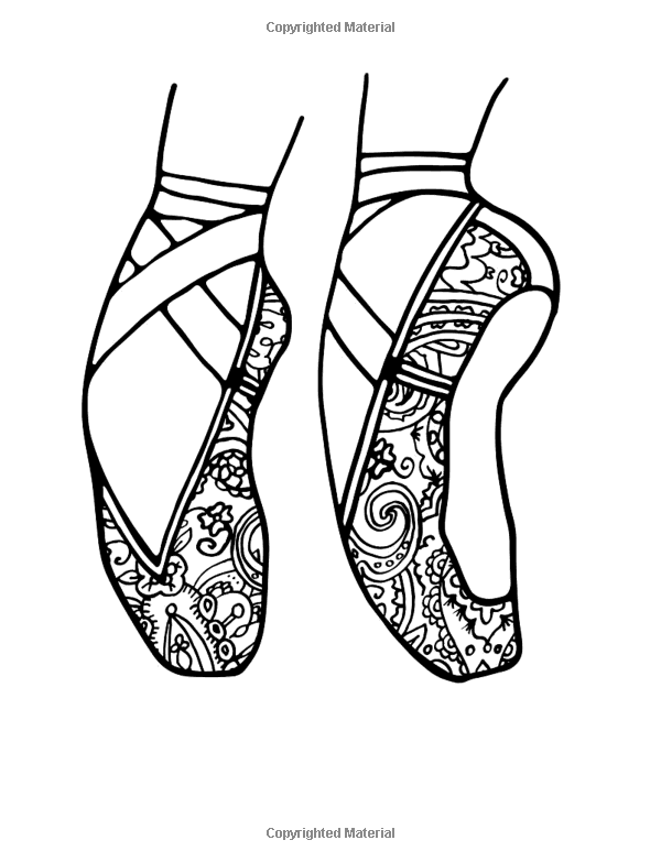 Ballet Coloring Book For Ballet Lovers Easy Large Print Beautiful Ballet Dancer Designs For Grownups Dance Coloring Pages Coloring Pages Super Coloring Pages