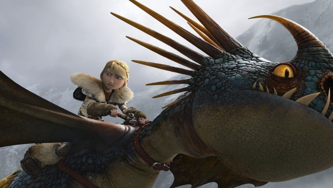 Astrid Viking Guide How To Train Your Dragon 2