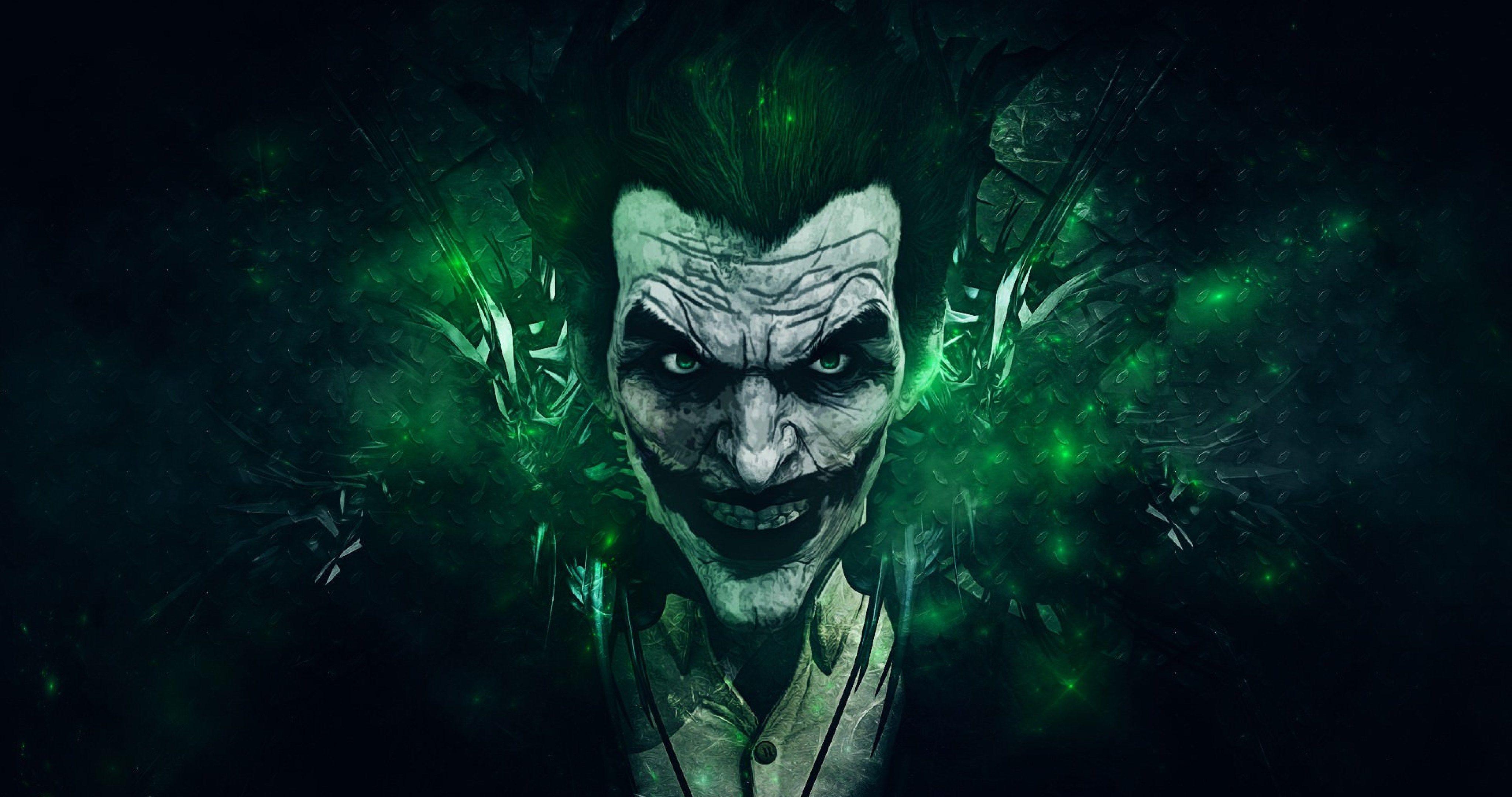 Hd wallpaper of joker - The Joker Batman 4k Ultra Hd Wallpaper