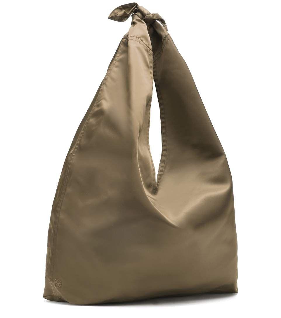 Bindle satin shoulder bag The Row b9FLV