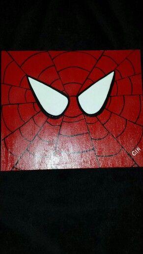 Spiderman https://m.facebook.com/ginniesart