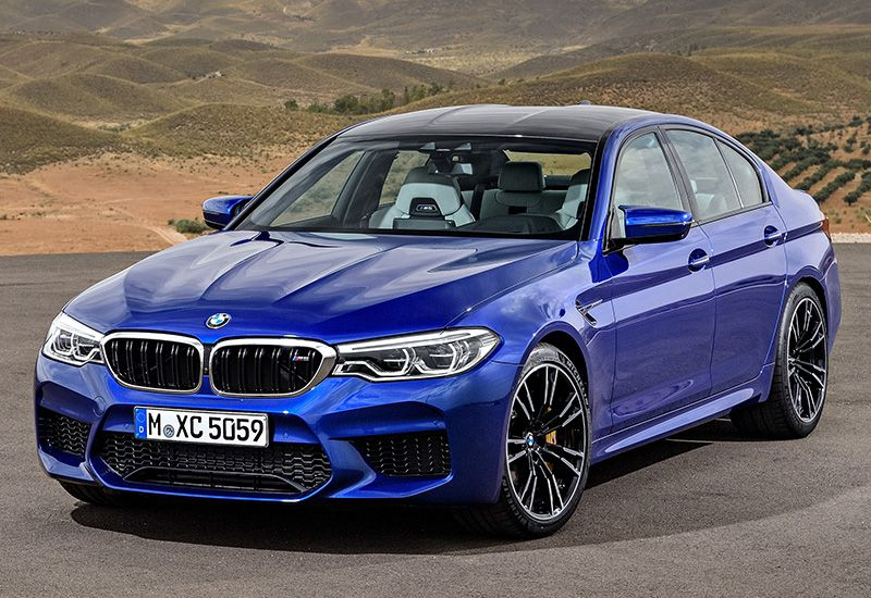 2018 Bmw M5 Colors Release Date Redesign Price Unlike The
