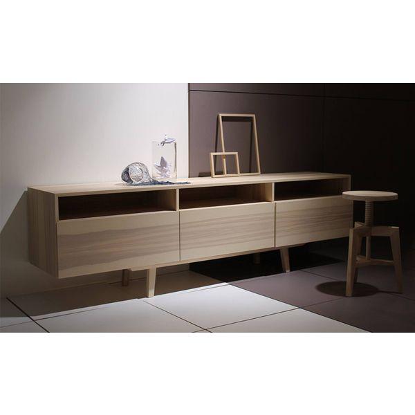 Großes Sideboard für Esszimmer oder Wohnzimmer Minimalistisches - wohnzimmer sideboard design