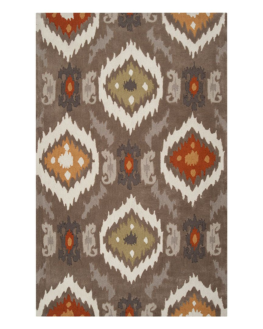 Pin By Coles Wigert70 On For The Home Stone Rug Hand Tufted Rugs Eclectic Area Rug