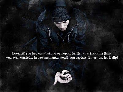 Seize The Moment Eminem Quotes Eminem Lyrics Eminem