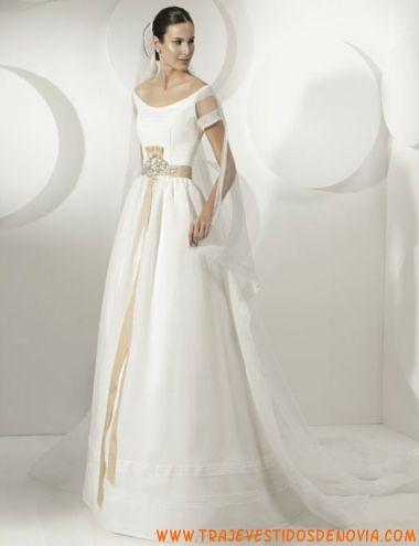 look 16 vestido de novia franc sarabia | vestidos de novia en