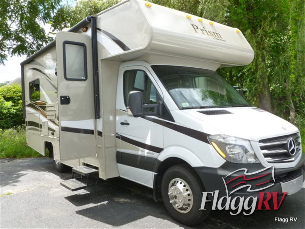 Used 2015 Coachmen Rv Prism 2150 Le Motor Home Class C Diesel At