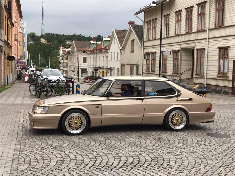 Saab 900 Gold