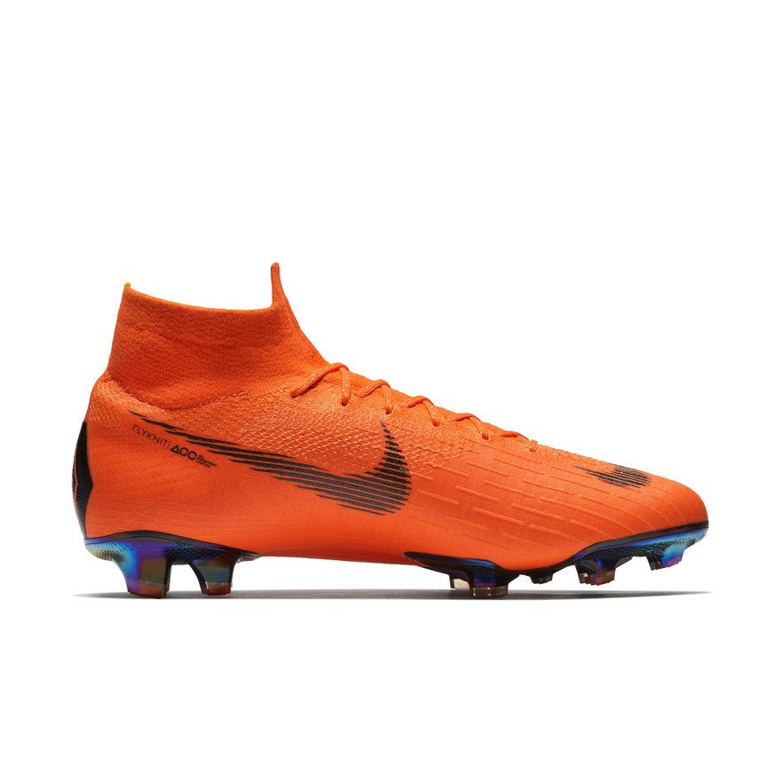 quality design 03e20 f192a Nike s Mercurial Superfly and Vapor 360 Wrap the Entire Foot in Flyknit  Thanks to New Material Combination - Core77