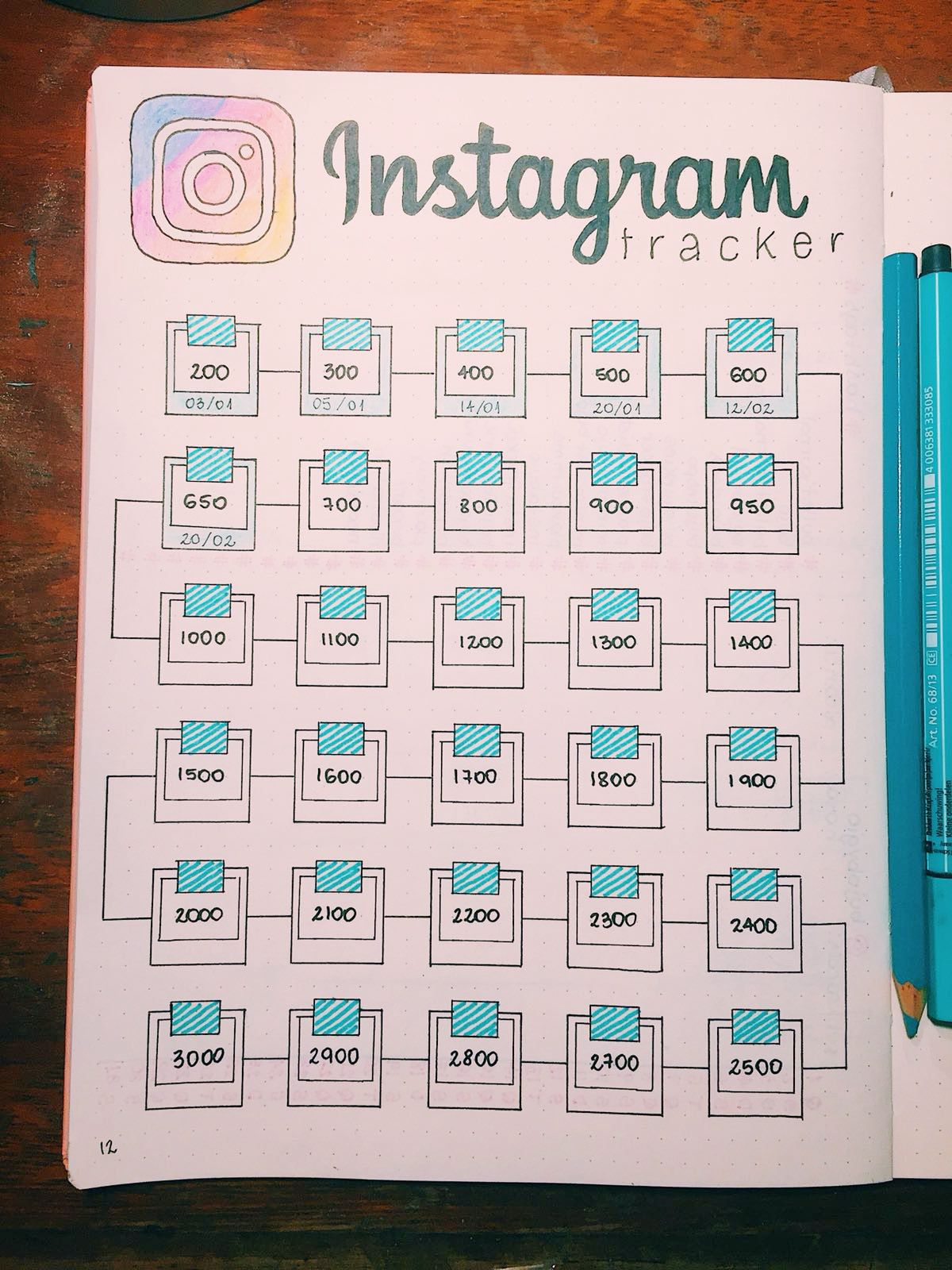 instagram tracker • instagram followers tracker set up