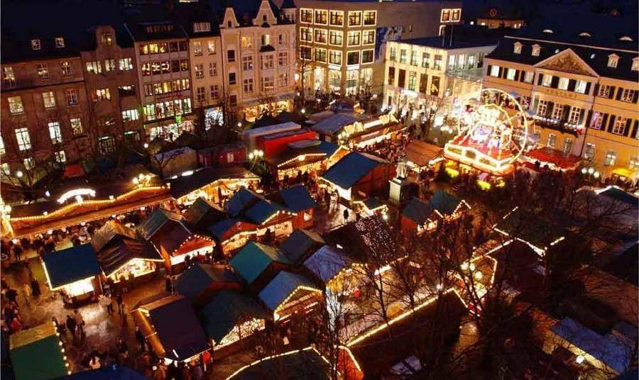 Paris Weihnachtsmarkt.Weihnachtsmarkt In Bonn 2013 German Christmas Markets Repinned By