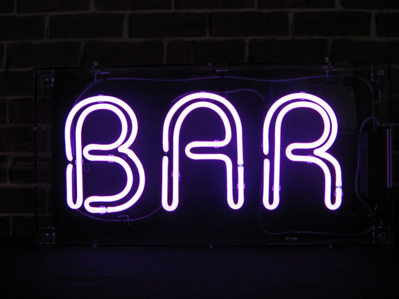 Our Bar Neon Sign comes with Free Delivery, plus we have