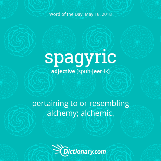Spagyric Dictionary Words Words Words In Other Languages
