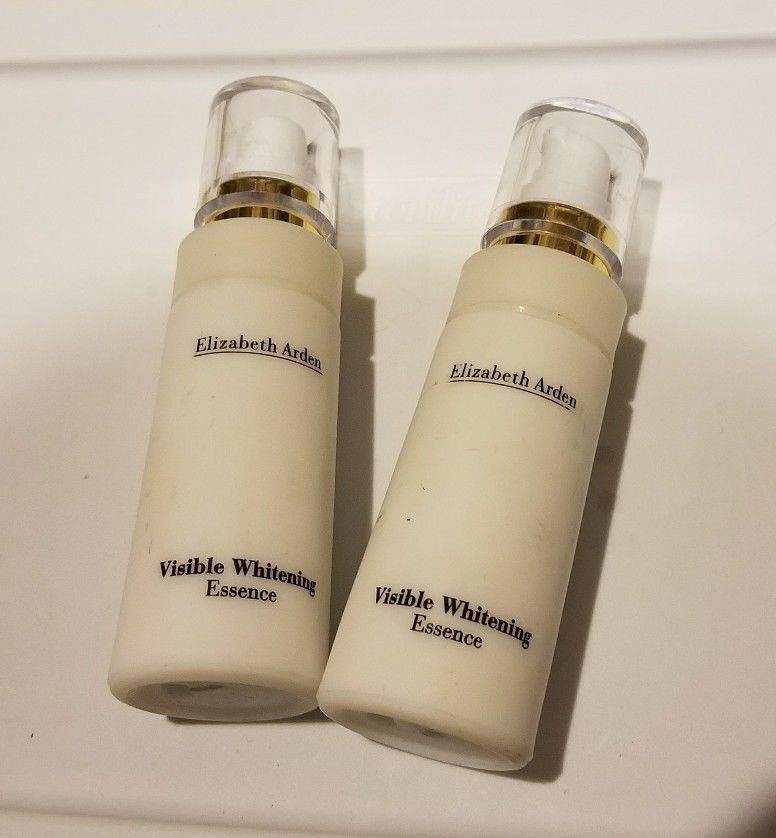 NEW! Elizabeth Arden LOT of 2 Visible Whitening Essence