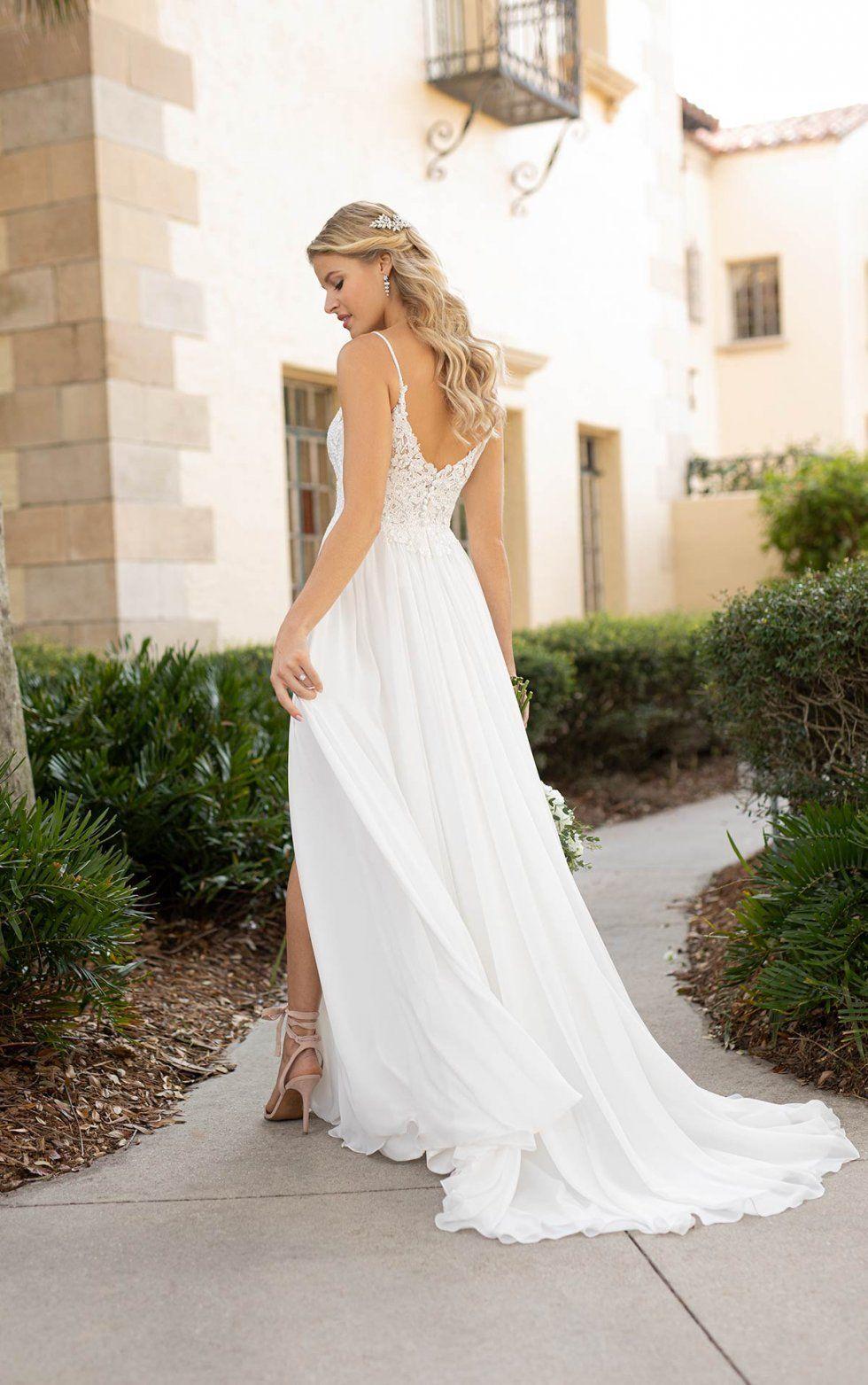 Summer Style Lace Long Sleeve Wedding Dresses 2016 V Neck A Line Lace Wedding Dress Beading Beach Bridal Go Boncuklu Gelinlik Gelinlik Plaj Dugunu Gelinlikleri [ 1292 x 1000 Pixel ]