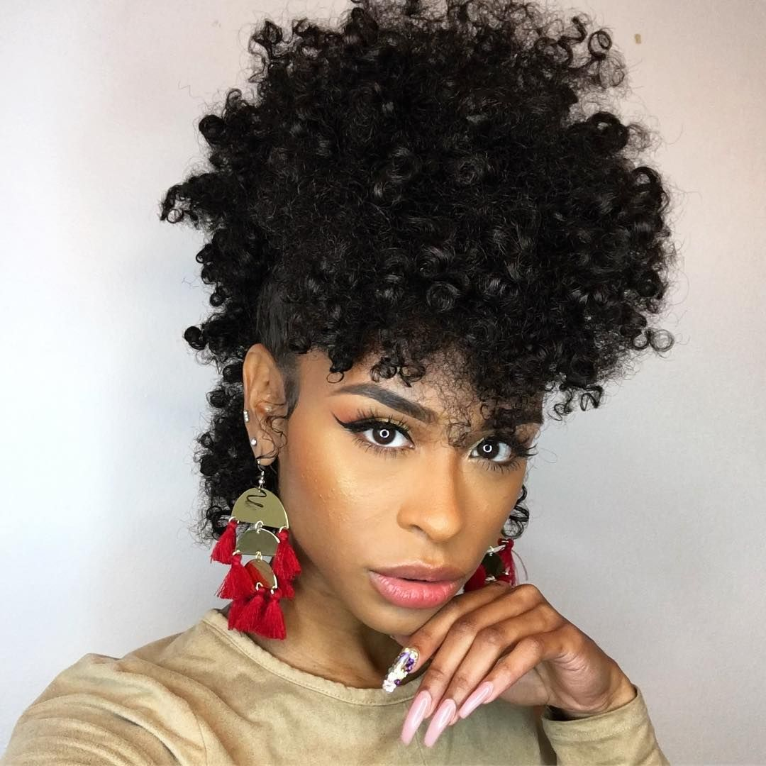 fabulous natural hairstyles best short natural hairstyles