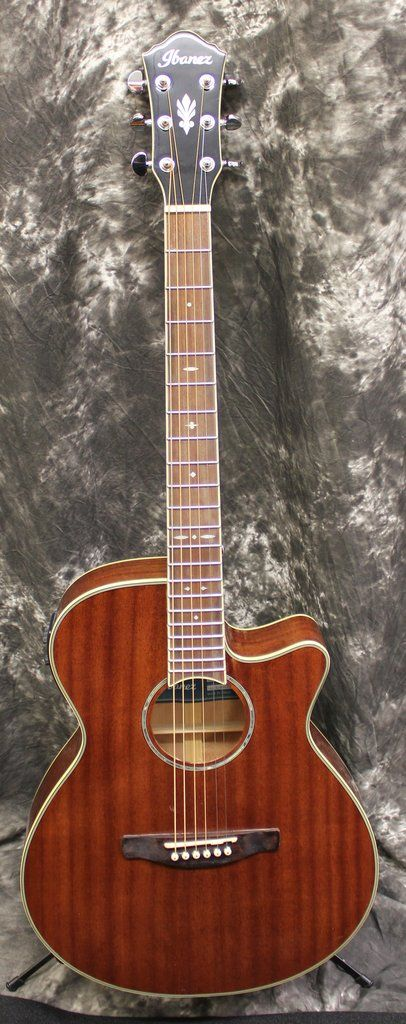 Ibanez Aeg12ii Nt Acoustic Electric Guitar Natural Guitar Acoustic Electric Guitar Acoustic Guitar For Sale