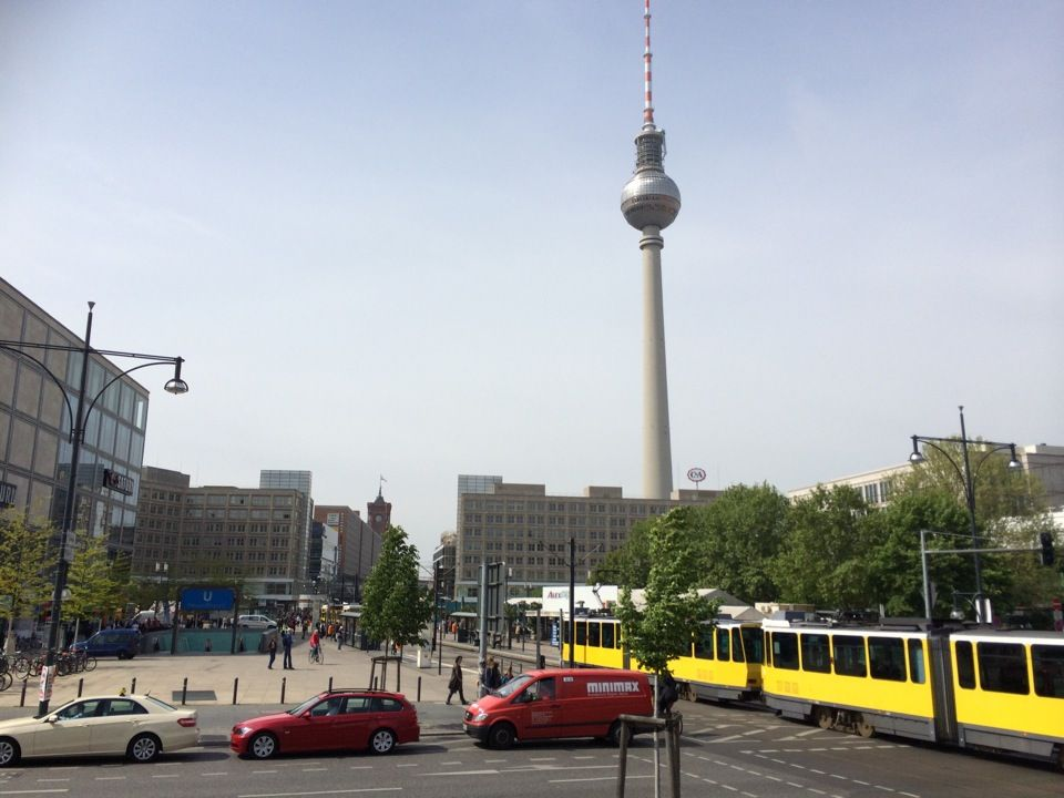 Alexanderplatz Alexanderplatz Berlin Tour Tickets Berlin Tours