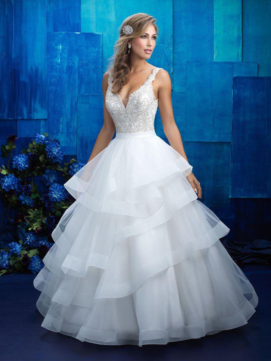 Allure Bridals 9418 Allure Bridal Atianas Boutique Connecticut ...