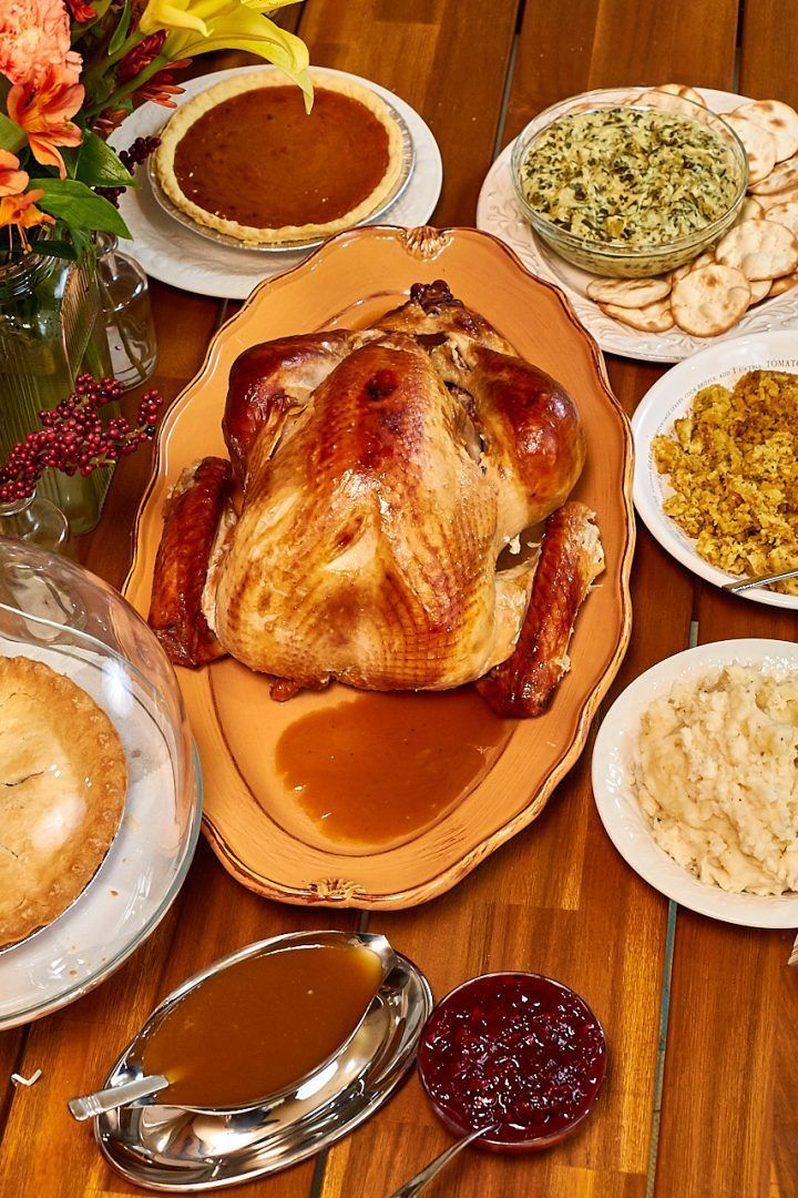Get Thanksgiving Delivered from Boston Market