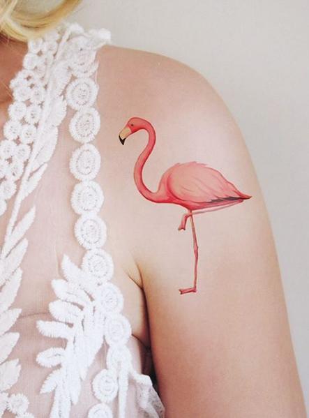 Wir lieben diese Temporary-#Tattoos