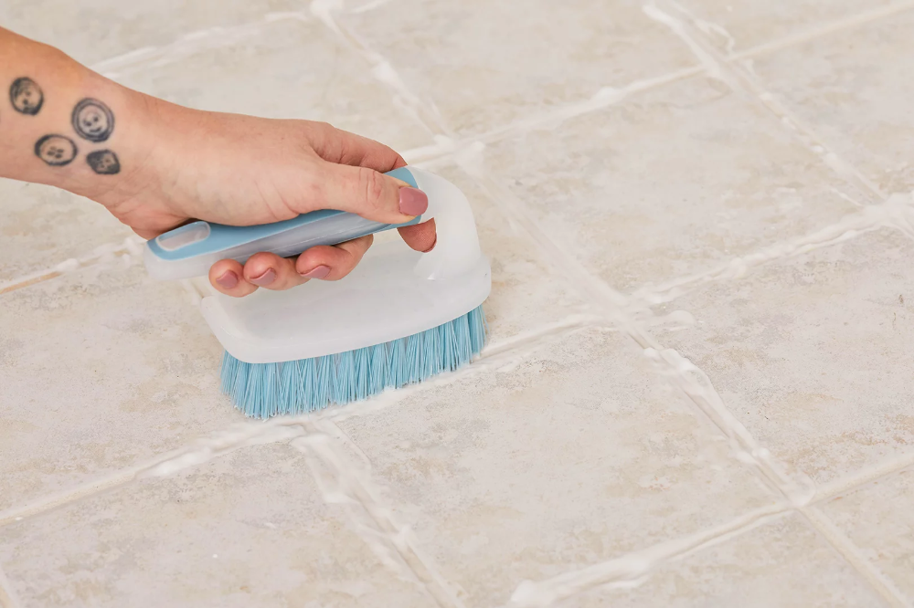 Top Tips For A Sparkling Bathroom Floor In 2020 Clean Bathroom Floor Bathroom Flooring Cleaning Bathroom Tiles