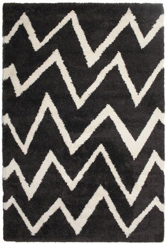 Shaggy Zig Zag tapijt CVD13408 | Tapijt, Modern interieur