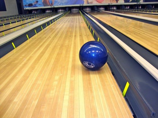 Bowling Alley Lane Bumper System Bowling Bowling Alley Bumpers