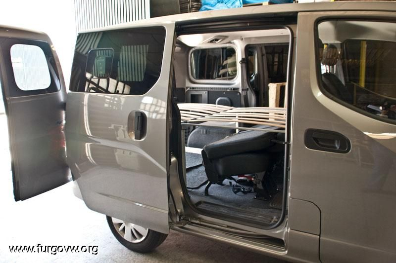 super amenagement nissan nv200 camping car us88 montrealeast. Black Bedroom Furniture Sets. Home Design Ideas