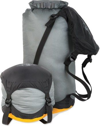 Sea To Summit Ultra Sil Compression Dry Sack Rei Co Op Sea To Summit Compression Sacks Backpacking Gear