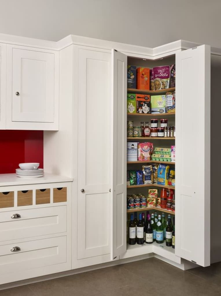 Corner Kitchen Cabinet Ideas That Transform This A