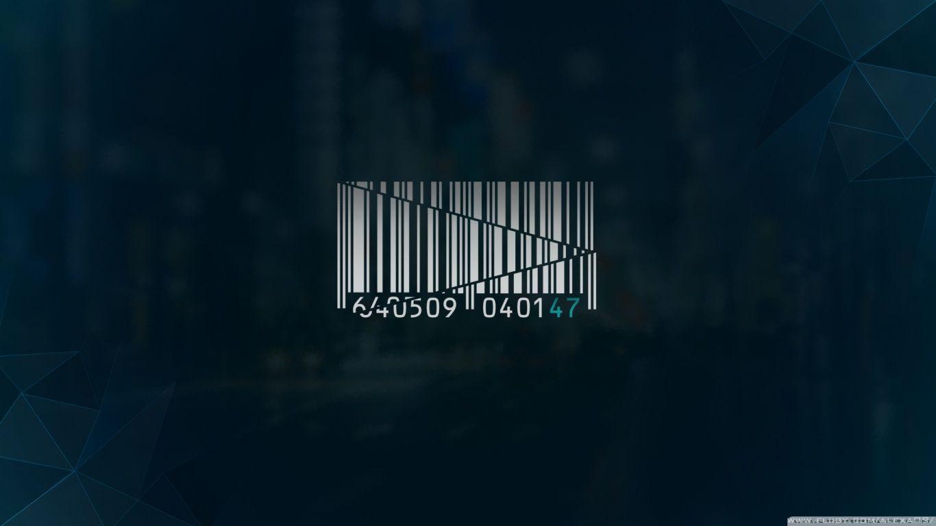 hitman agent 47 barcode hd desktop wallpaper : high definition