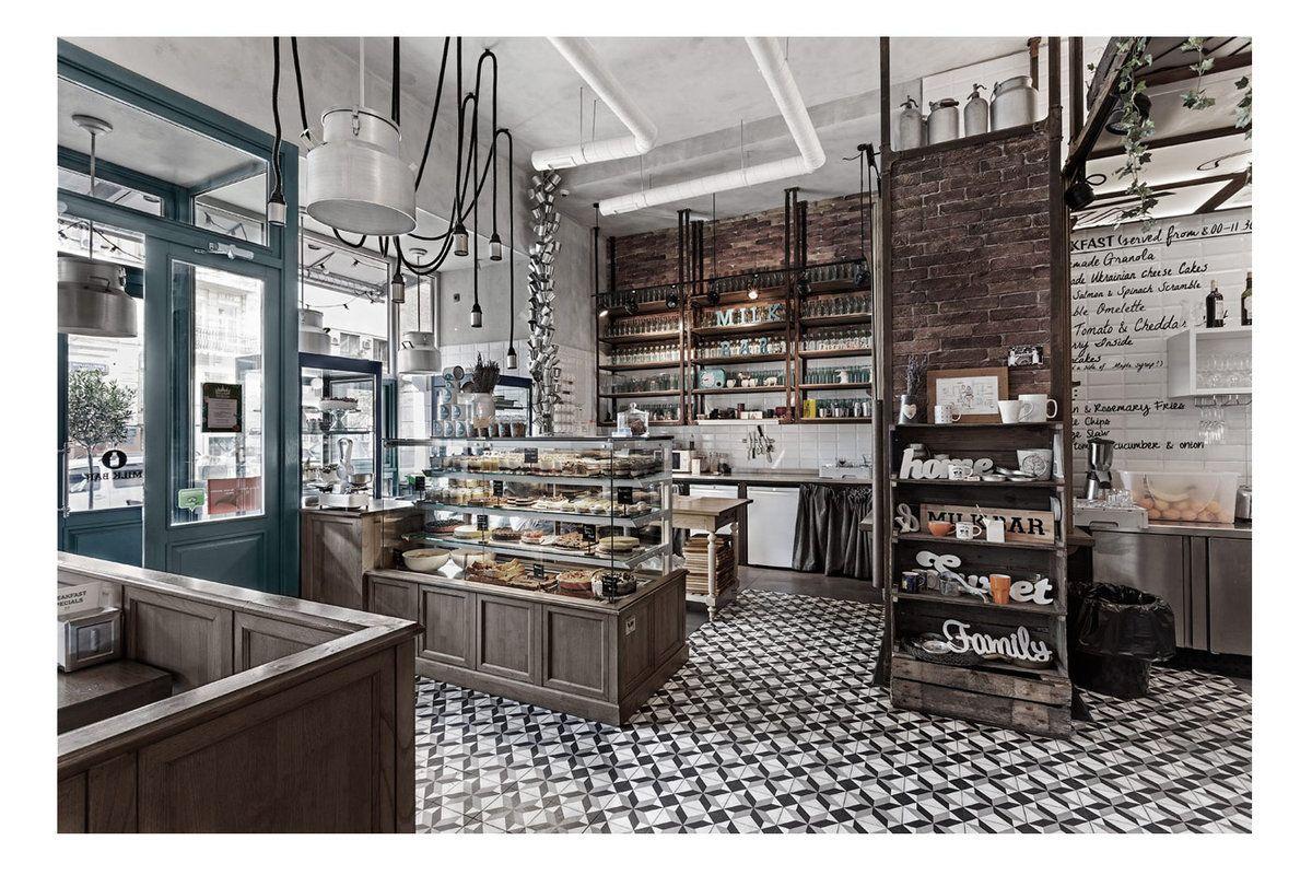 Milk Bar Belenko S Izobrazheniyami Restoran Produktovyj