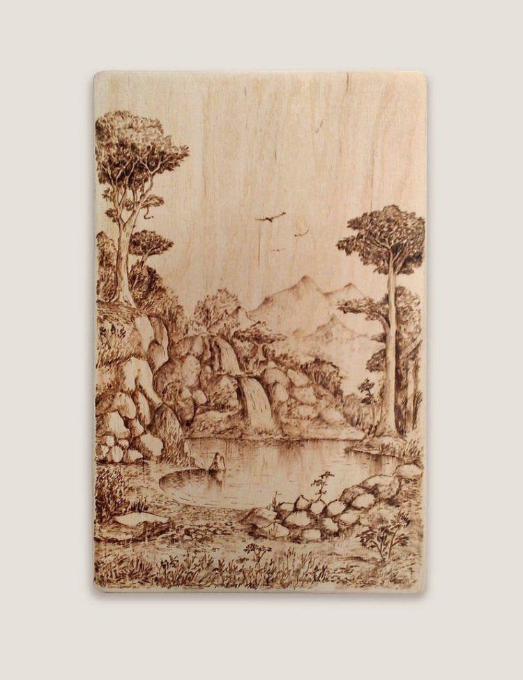 52 Diy Wood Burning Art Project Ideas And Image 2019 Art Style